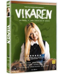 Vikaren (Paprika Steen) - DVD