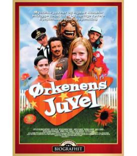 Ørkenens Juvel - DVD
