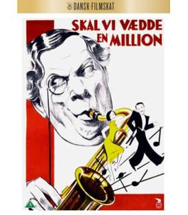 Skal vi vædde en million (Dansk Filmskat) - DVD - NYHED SEPTEMBER 2020