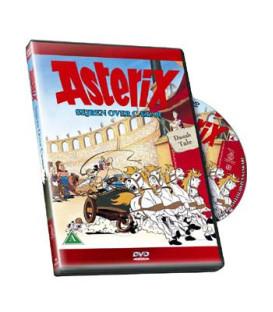 Asterix - Sejren over Cæsar - DVD - BRUGT