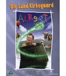 Albert (Ole Lund Kirkegaard) - DVD - BRUGT