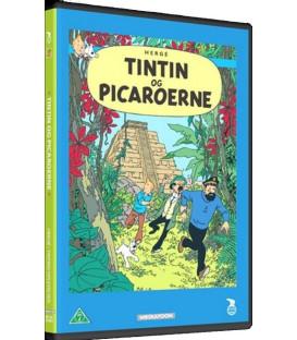 Tintin Og Picaroerne - DVD - BRUGT