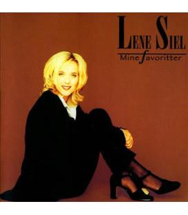 LENE SIEL - Mine Favoritter - CD – BRUGT