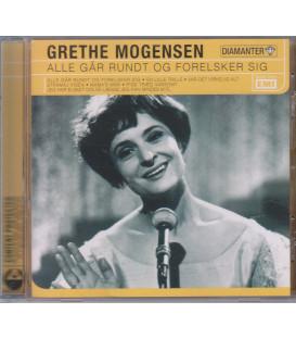 Grethe Mogensen Alle går rundt og forelsker sig - CD - BRUGT