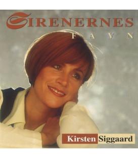 Kirsten Siggaard - Sirenernes Favn - CD - BRUGT