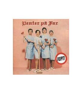 VENTER PÅ FAR VUPTI - CD - BRUGT
