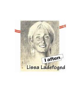 LISSA LADEFOGED I AFTEN - CD -BRUGT