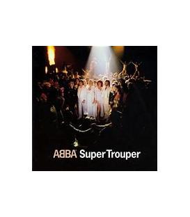 ABBA SUPER TROUPER - CD - BRUGT