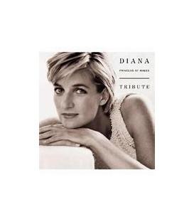 DIANA PRINCESS OG WALES TRIBUTE - 2 CD - BRUGT
