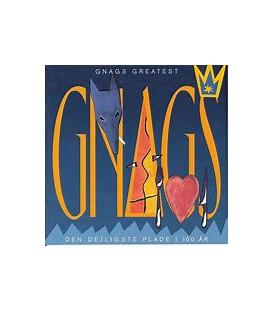 Gnags greatest - Den dejligste plade i 100 år - CD - BRUGT