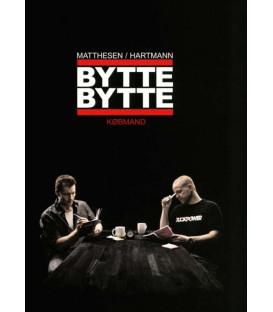 ANDERS MATTHESEN OG THOMAS HARTMANN Bytte Bytte Købmand - 2 DVD - BRUGT