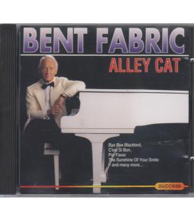 BENT FABRIC ALLEY CAT - CD - BRUGT