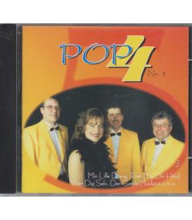 Pop 4, nr. 5 - CD - BRUGT