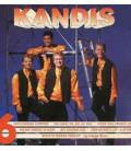 Kandis 6 - CD - BRUGT