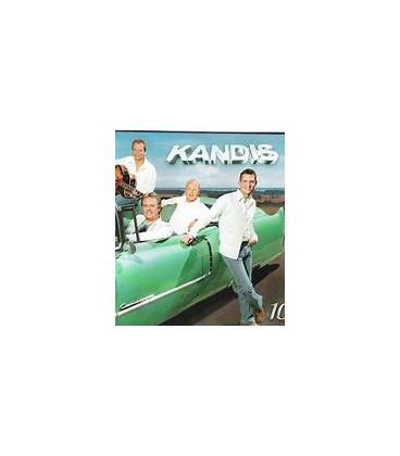 KANDIS 10 - CD - BRUGT