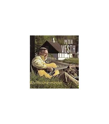 Peter Vesth Bornholmerminder - CD - BRUGT
