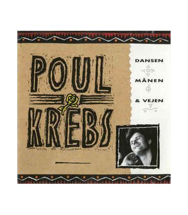 Poul Krebs – Dansen, Månen & Vejen - CD - BRUGT