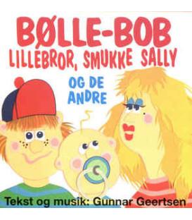 Bølle-Bob, Lillebror, Smukke Sally Og De Andre - Hornum Koret - CD - BRUGT