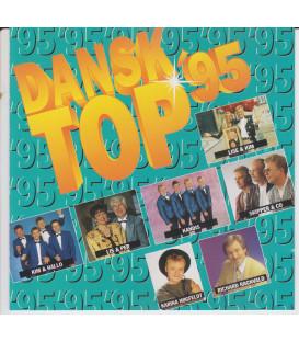 Dansk top '95 - CD - BRUGT