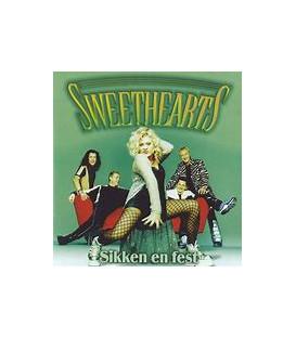 Sweethearts – Sikken En Fest - CD - BRUGT