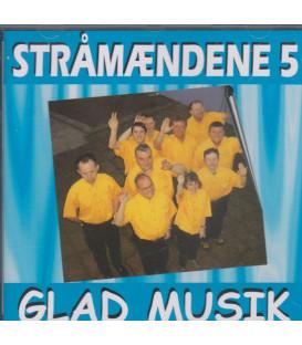 Stråmændene Glad musik - CD - BRUGT