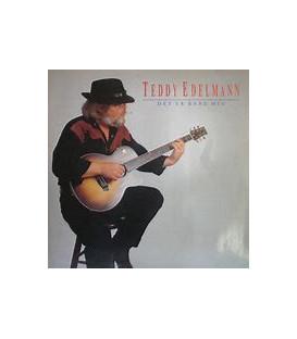 Teddy Edelmann – Det Er Bare Mig - CD - BRUGT