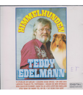 Teddy Edelmann Himmelhunden - CD - BRUGT