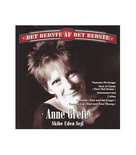 Anne Grete – Skibe Uden Sejl - CD - BRUGT