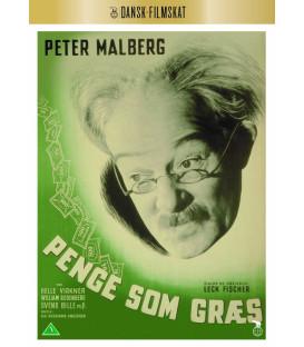 Penge som græs (Dansk Filmskat) - DVD - NYHED OKTOBER 2020