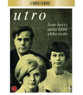 Utro - Ebbe Rode (Dansk Filmskat) - DVD - NYHED OKTOBER 2020