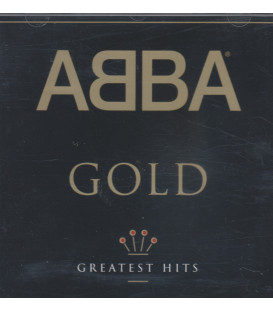 ABBA Gold Greatest Hits - CD - BRUGT