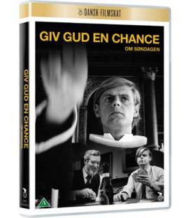 Giv Gud en chance om søndagen (Dansk Filmskat) - DVD - NY