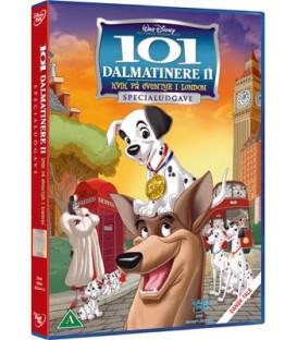 101 dalmatinere II: Kvik på eventyr i London - DVD - BRUGT