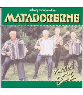 Aalborg Harmonikaklub - Matadoerne - CD - BRUGT