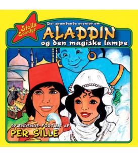 ALADDIN OG DEN MAGISKE LAMPE - STELLA - CD - BRUGT
