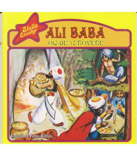 Ali Baba og de 40 tyve røvere - Stella - CD - BRUGT