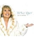 Birthe Kjær – Let It Snow - CD - BRUGT