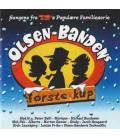 Olsen-Bandens Første Kup - Sangene Fra TV 2's Populære Familieserie - CD - BRUGT