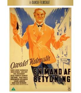 En mand af betydning (Dansk Filmskat) - DVD - NYHED NOVEMBER 2020
