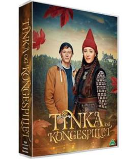 Tinka og Kongespillet (4-disc)