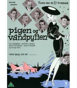 Pigen og vandpytten - DVD - BRUGT