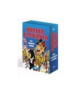 Soldater-kammerater: Den Komplette Samling (6 film) - 6 DVD - BRUGT
