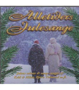 Alletiders Julesange - Keld & Hilda.. - CD - BRUGT