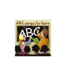 ABC sange for børn - CD - NY