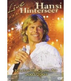 Hansi Hinterseer - LIVE Kitzbühel Open Air - DVD - BRUGT