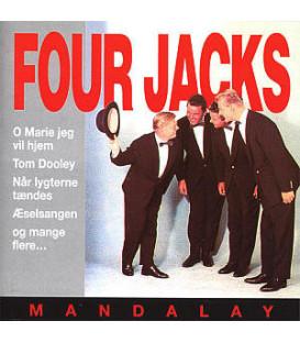 FOUR JACKS - MANDALAY - CD - BRUGT