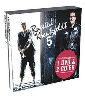 RUGSTED KREUTZFELDT 5 - 2 CD + 1 DVD - BRUGT