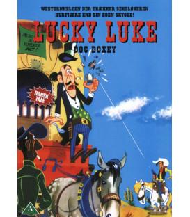 Lucky Luke 13 - Doc Doxey - DVD - BRUGT