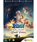 Asterix - The Secret of the Magic Potion - DVD - BRUG