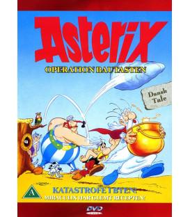 Asterix - Operation Bautasten - DVD - BRUGT
